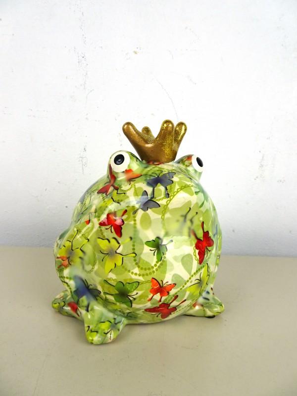 Spaarpot kikker (Pomme-pidou)