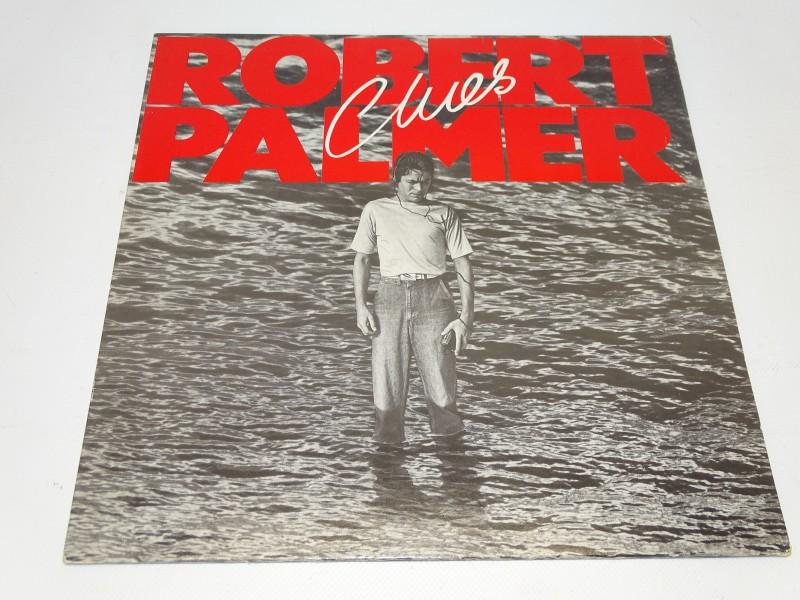 LP, Robert Palmer, Clues, 1980