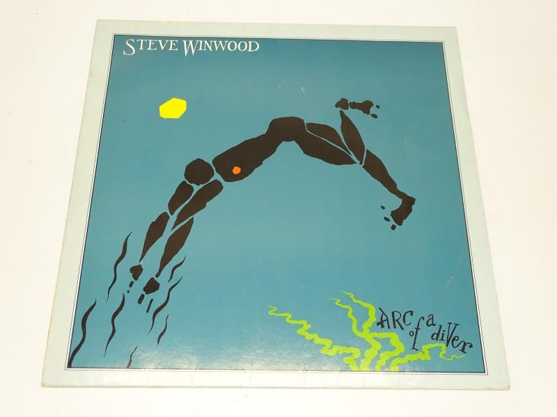 LP, Steven Winwood, Arc Of A Diver, 1980