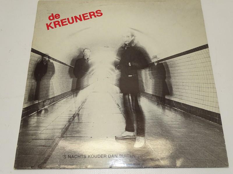 LP, De Kreuners, 's Nachts Kouder Dan Buiten, 1981