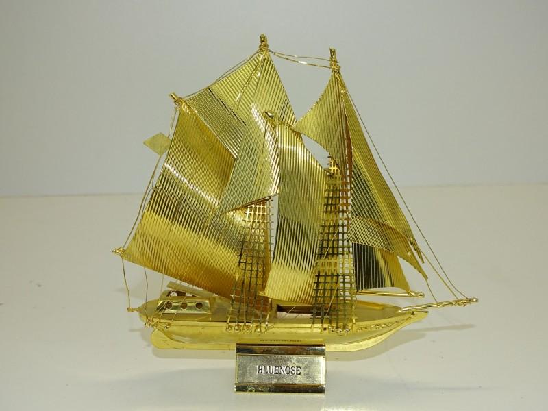 Miniatuur Boot / Schaalmodel: Bluenose, Canada