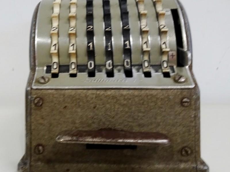 antieke Sumirra 7 telmachine