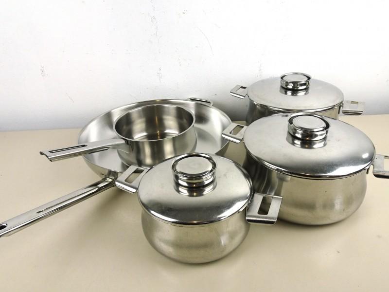 5-Delig kook-set (DEMEYERE)