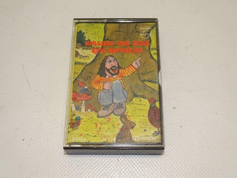 Cassette, Urbanus Van Anus, Drie Sprookjes