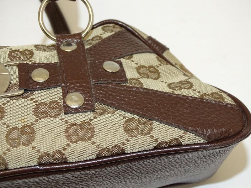 Design Handtas, Bruin