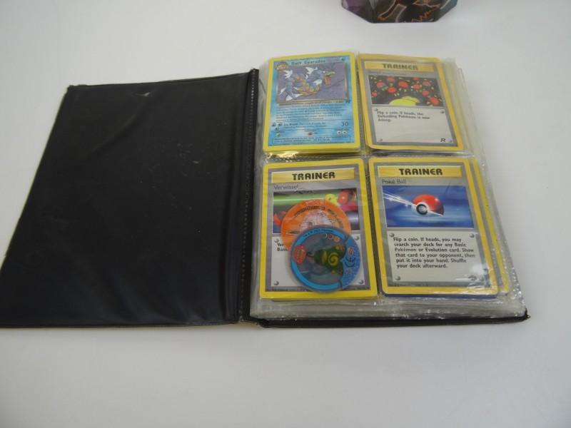 Groot lot Pokémonkaarten 2017 + collectorsbox Palkia Lv. X