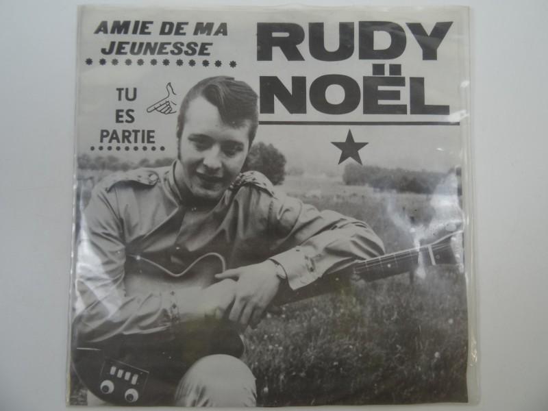 Rudy Noël -  Amie de ma Jeunesse