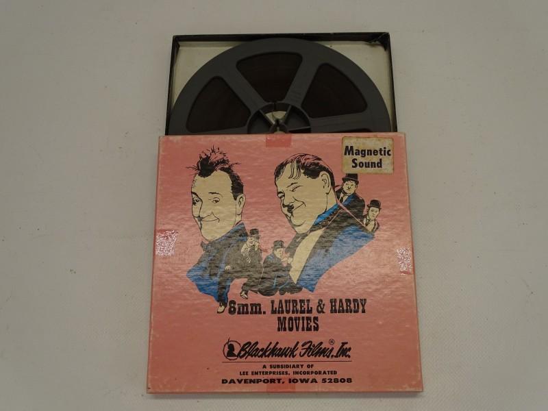 8 MM Film, Laurel & Hardy: Hog Wild, Blackhawk Films