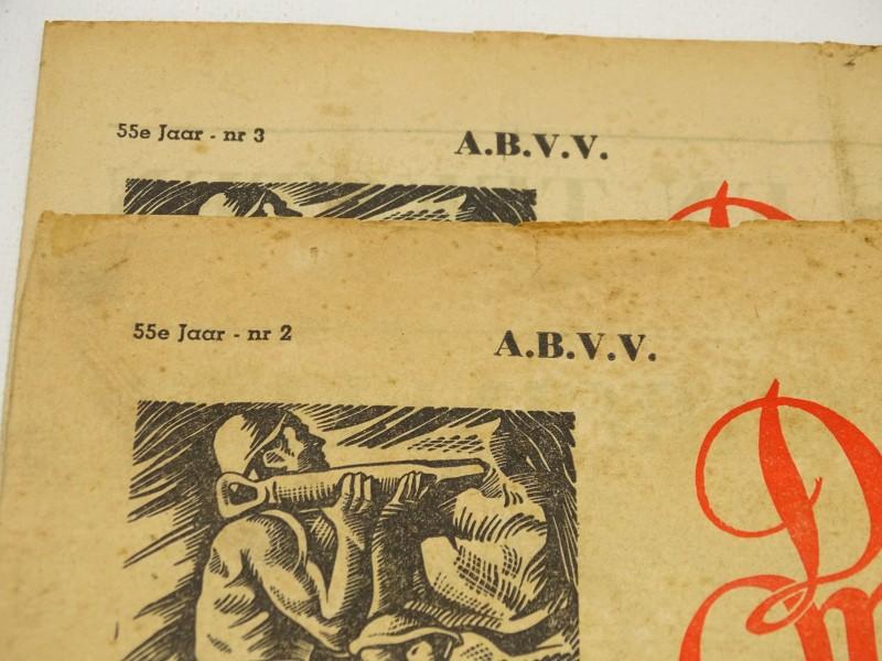 De Mijnwerker, Nr. 2 en Nr. 3, 1959
