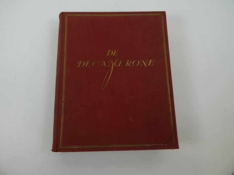 Boccaccio: De Decamerone 1924
