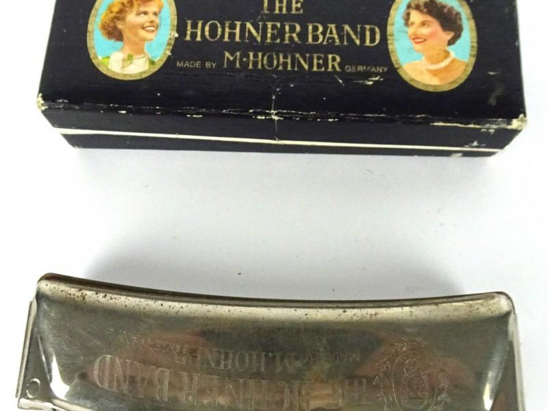 Vintage mondharmonica