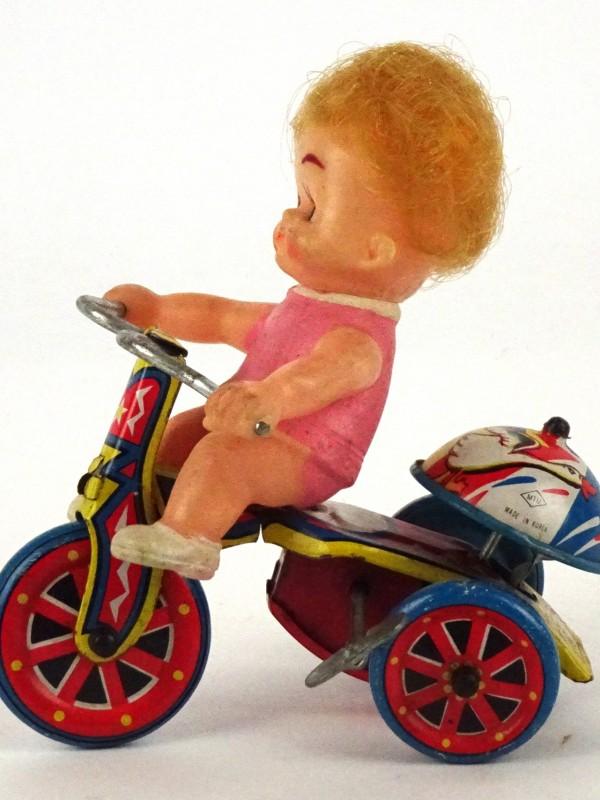 Vintage blikken speelgoedje