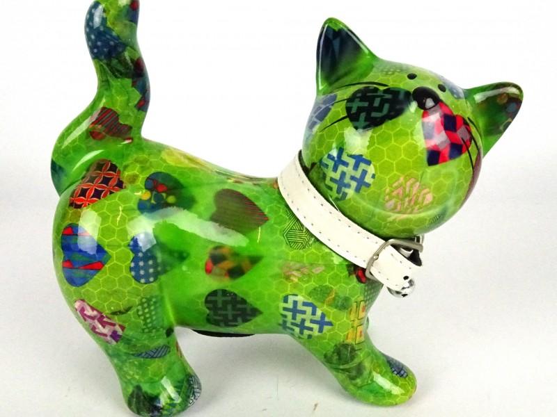 Spaarpot kat (POMME-PIDOU)