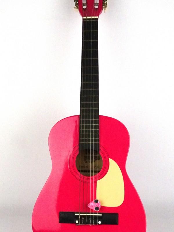 Roze gitaar (K3)