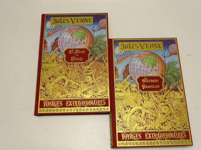 Boeken, Jules Verne, Mistress Branican, Un Drame En Livonie