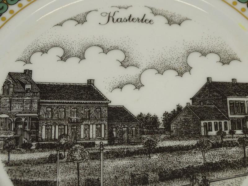 Bord Porselein, Kasterlee De Dorpsplaats, 1994