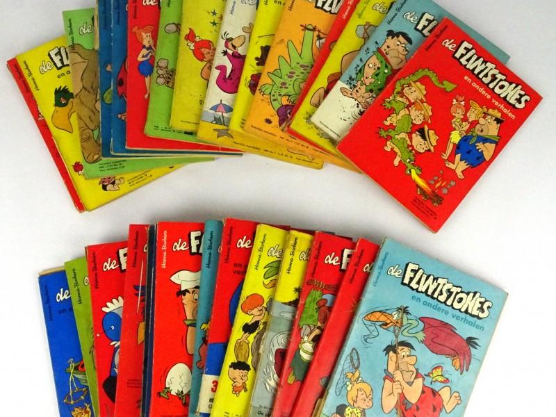 Verzameling 29 strips (Flintstones)