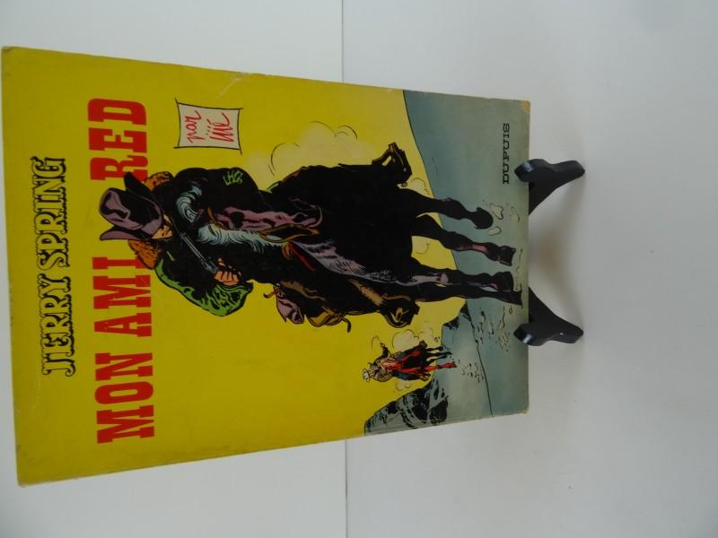Jijé: Jerry Spring T15 - Mon ami Red -  Eerste druk (1965)
