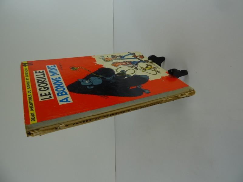 Franquin: Spirou et Fantasio T11 - Le Gorille a bonne mine  eerste druk - (1959)
