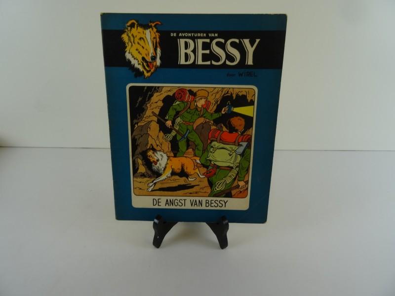 Karel verschuere: Bessy: De angst van Bessy eerste druk 1955