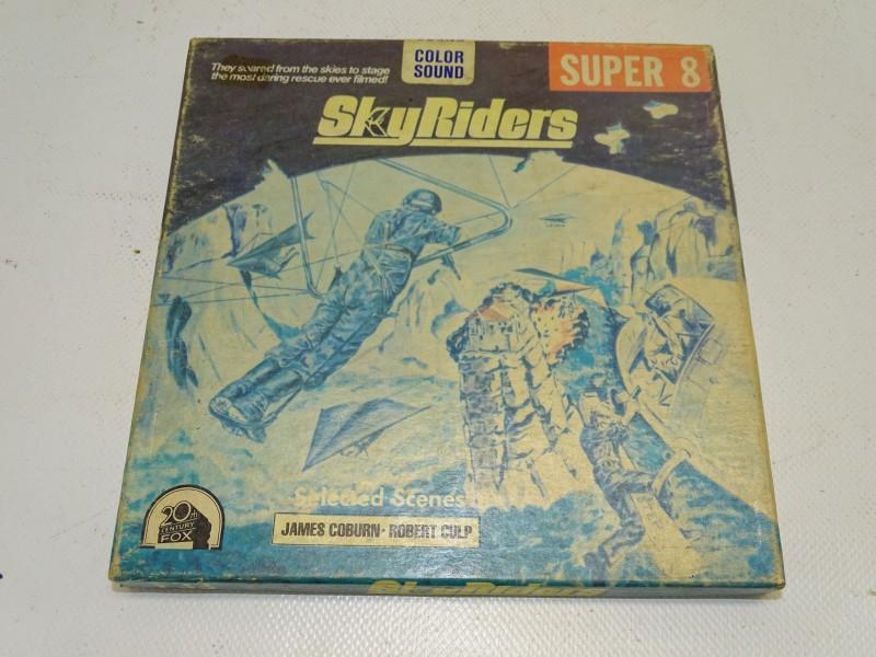 Super 8 Film: Skyriders, 1976
