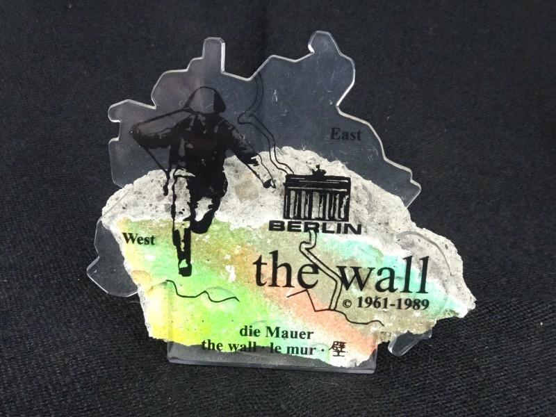 Stukje Berlijnse muur