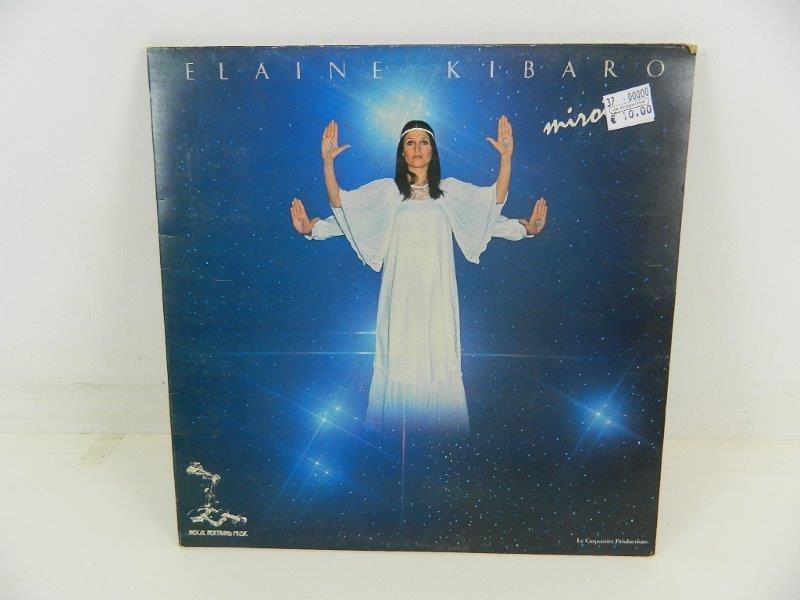 LP Elaine Kibaro – Miroirs