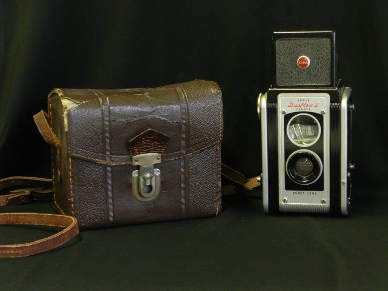 Kodak Duaflex II met etui