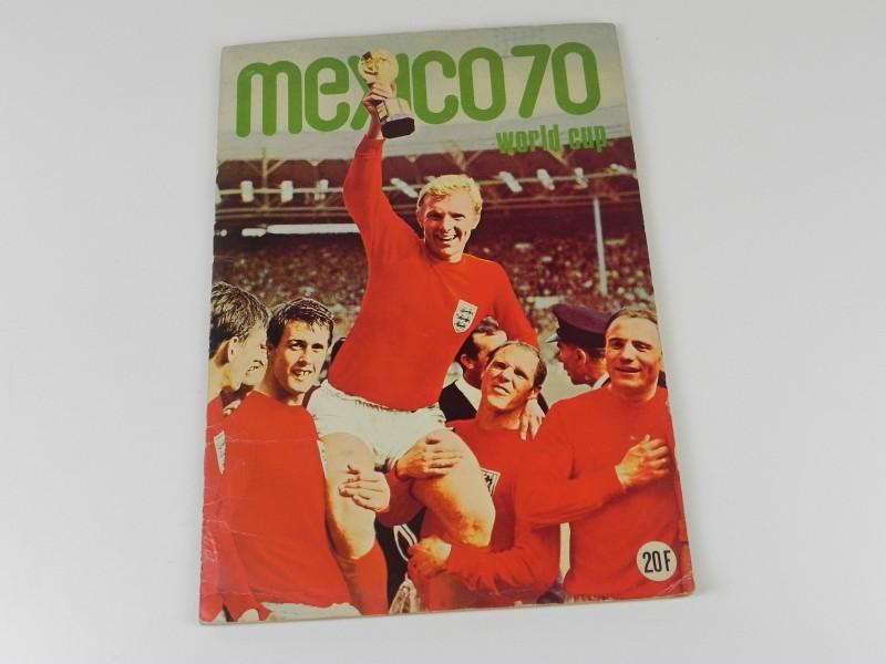 Chromoalbum: Panini - Vanderhout Mexico 70 World Cup