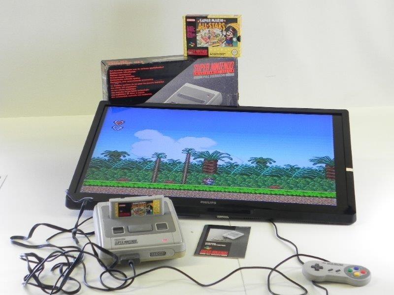 Super Nintendo Pal Version