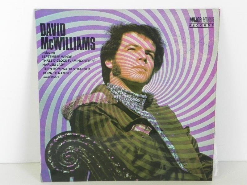 LP- David McWilliams – David McWilliams Vol. 3