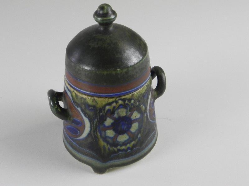 Gouda aardewerk tabakspot