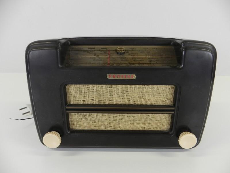 Retro Pontiac Be-Box E39 Radio (met garantie)