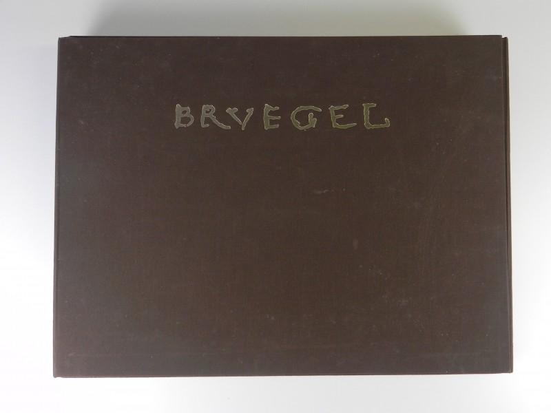 LEBEER L. - LIEBAERS H.: Bruegel, de prenten van Pieter Bruegel de Oude 1973 Mercatorfonds