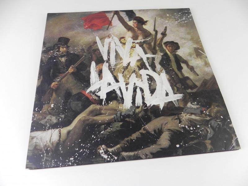 LP Coldplay - Viva La Vida Or Death And All His Friends