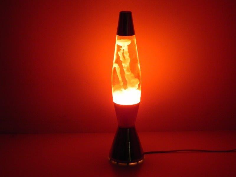 Mathmos Astrobaby lavalamp