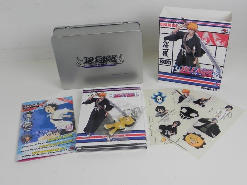Collector Box Bleach 1