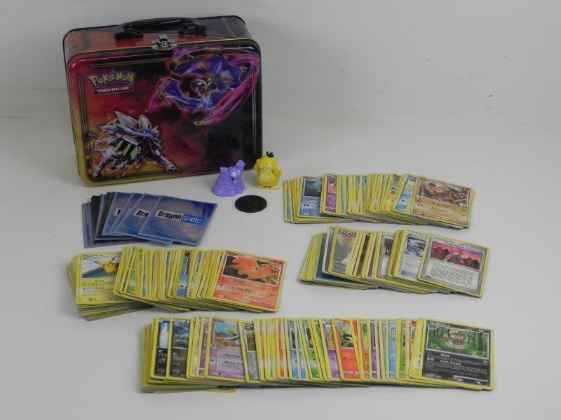 Metalen box Pokemon Trading Card Game