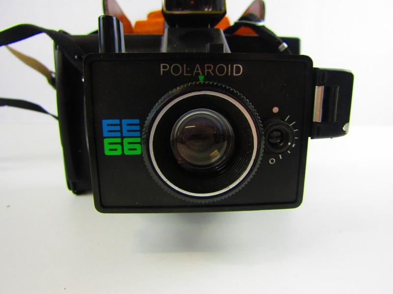 Retro Polaroid Land Camera EE 66