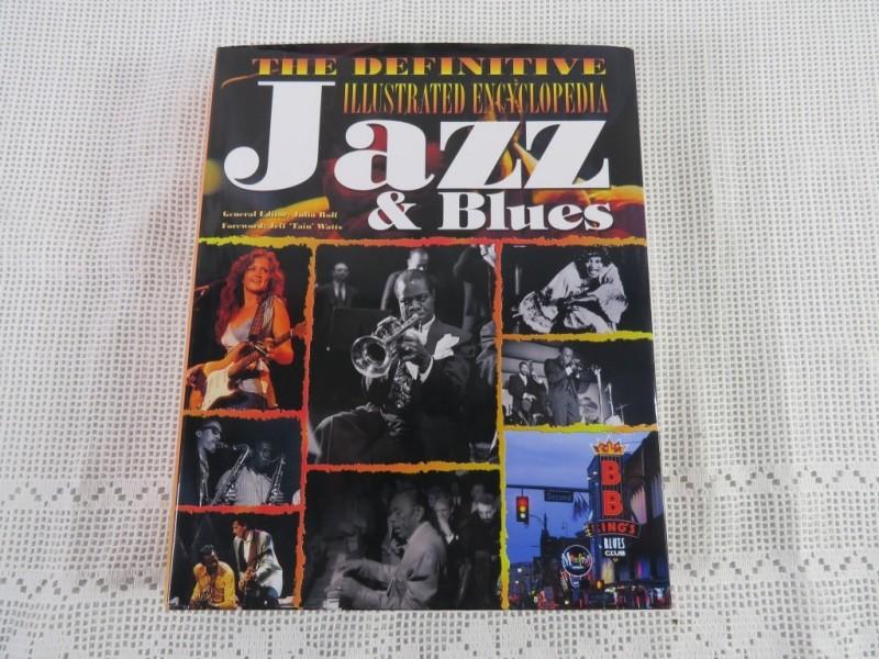 Boek - the definitive illustrated encyclopedia Jazz & Blues