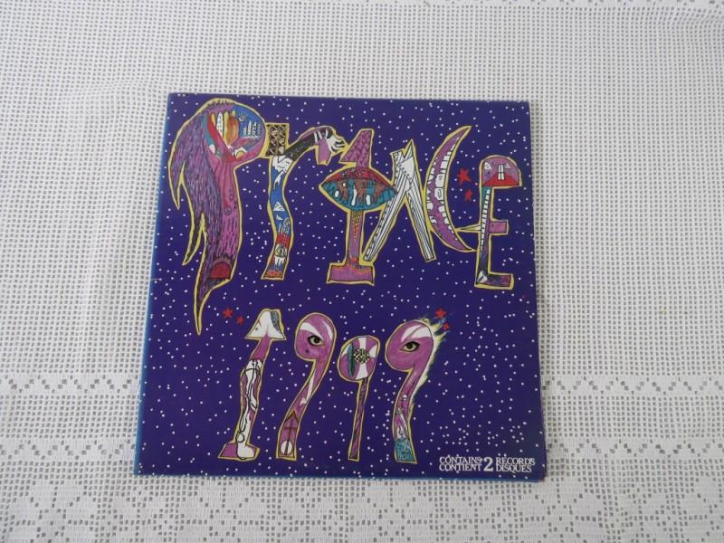 Dubbel lp - Prince - 1999