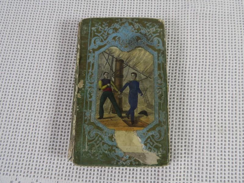 Boek - La viellée des vendanges - 1833