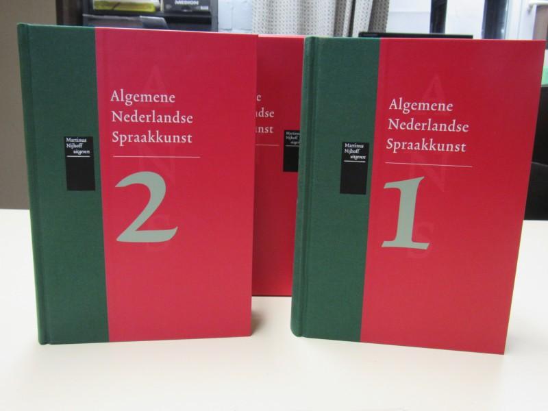 Algemene Nederlandse Spraakkunst, 1997, 2e herziene druk