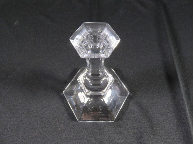 Kristallen kandelaar gemerkt VSL