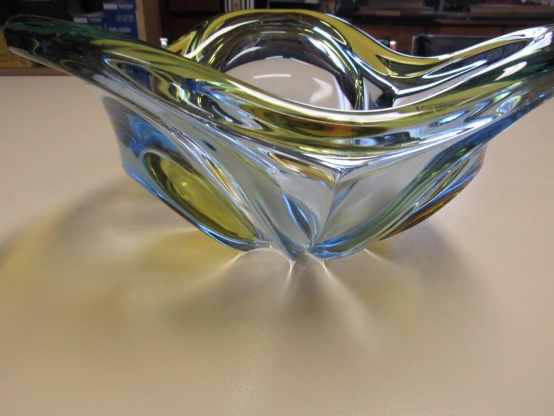 Glazen schaal Murano