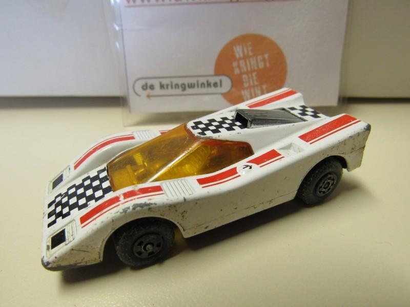 Lot van zes auto's - Matchbox - 1971