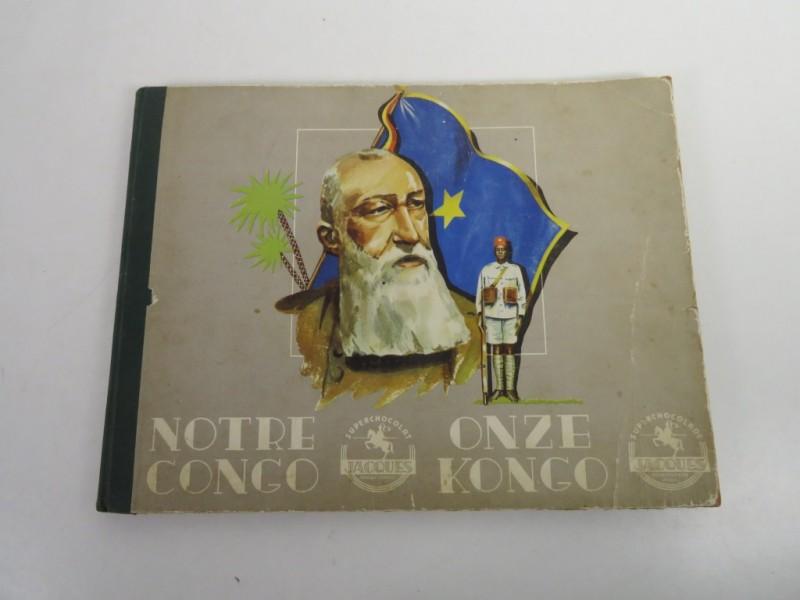 Jacques album - Onze Kongo