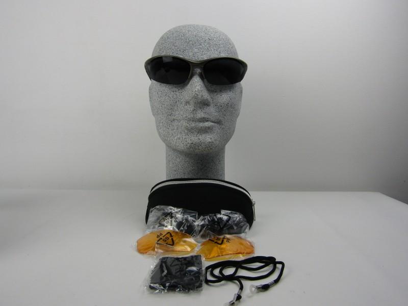 Sportbril met Verwisselbare Glazen: Filtral
