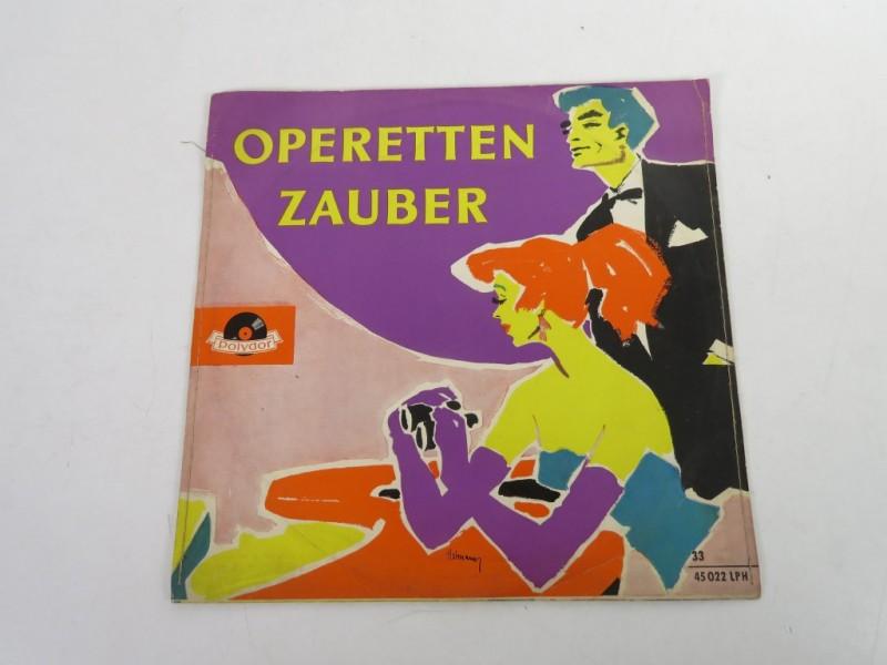 Lp - Operetten Zauber
