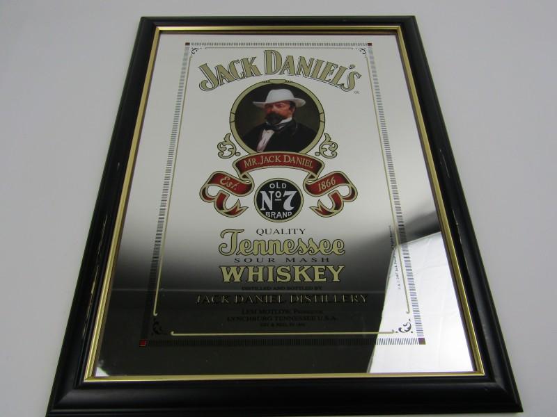 reclamespiegel: Jack Daniel's Old N° 7